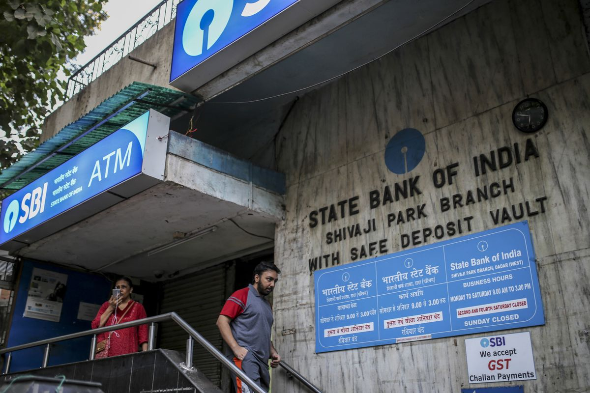 State Bank of India Sees Credit Growth Slowing This Fiscal Year