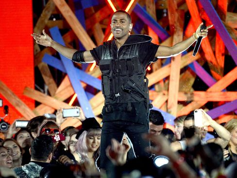 Big Sean performs during the MTVu Woodie Awards on March 20, 2015, in Austin, Tex.