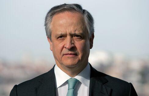 Banco BPI SA Chief Executive Officer Fernando Ulrich