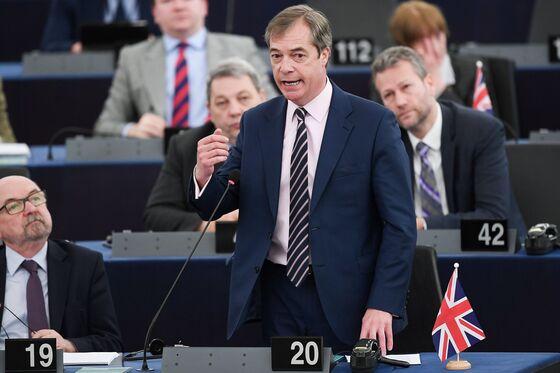 EU Talks Churchill and World War I as U.K. Prepares to Leave