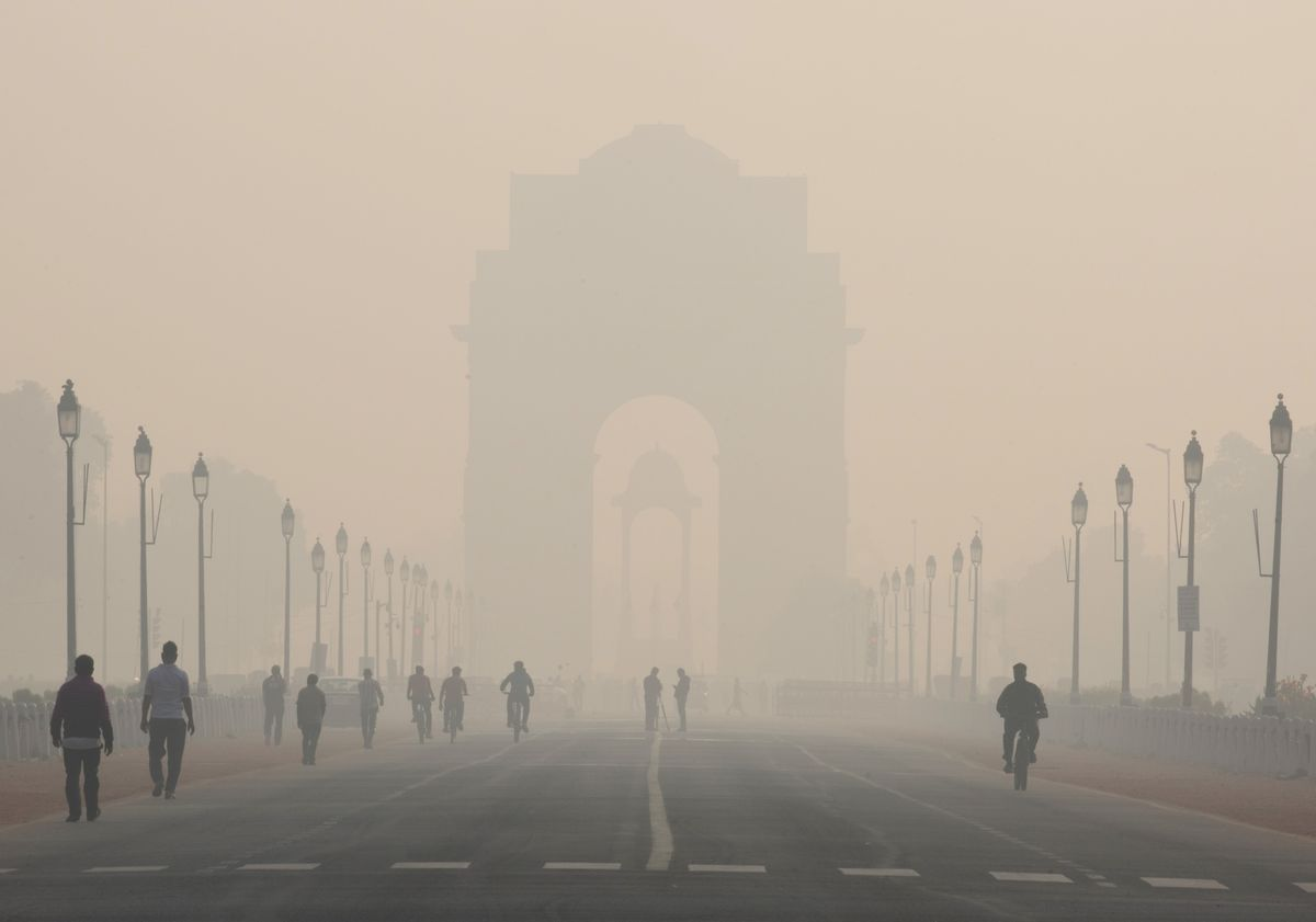 Why Delhi Is Becoming the Smog Capital of The World