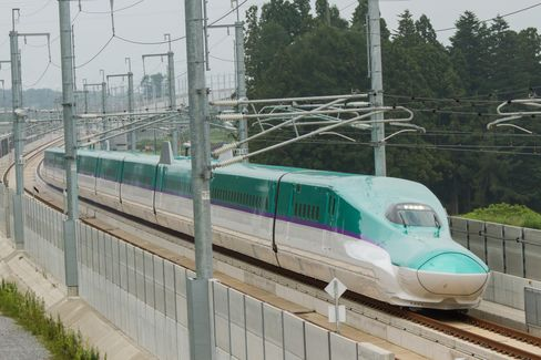 The Hokkaido Shinkansen will be launched on March 26
