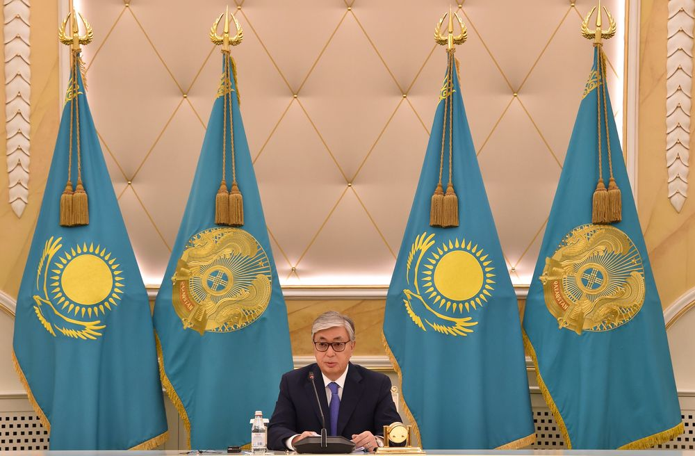 Kazakh Leader's Call for Dialog Met With Plans for New Protests