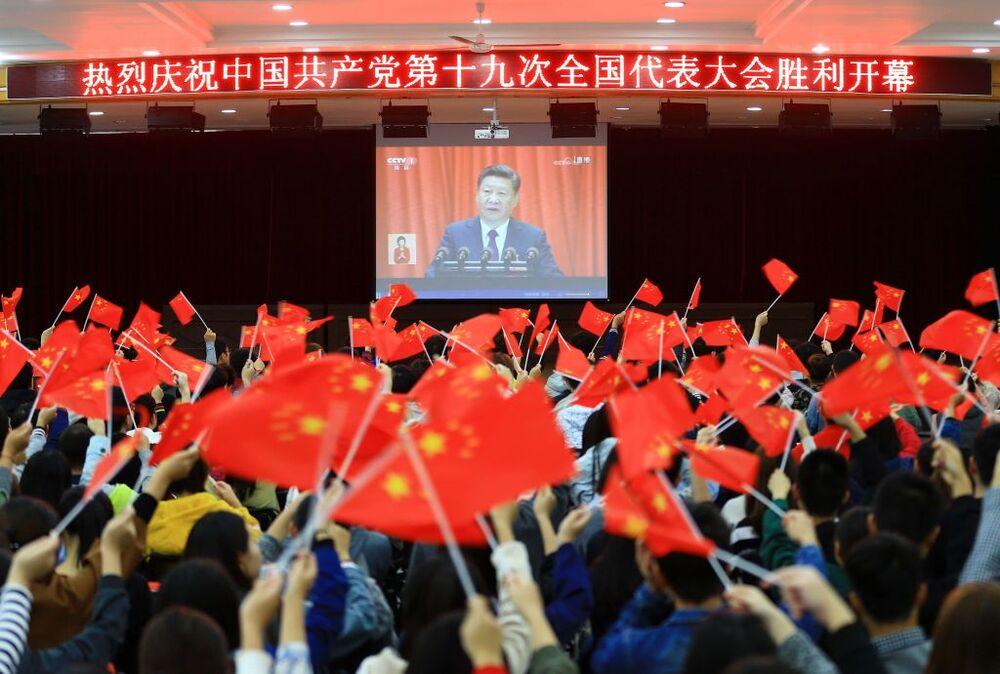 China's Biggest Problem Isn't Trump. It's China.
