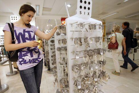Prada Skips German Department Stores Missing Luxury Boom