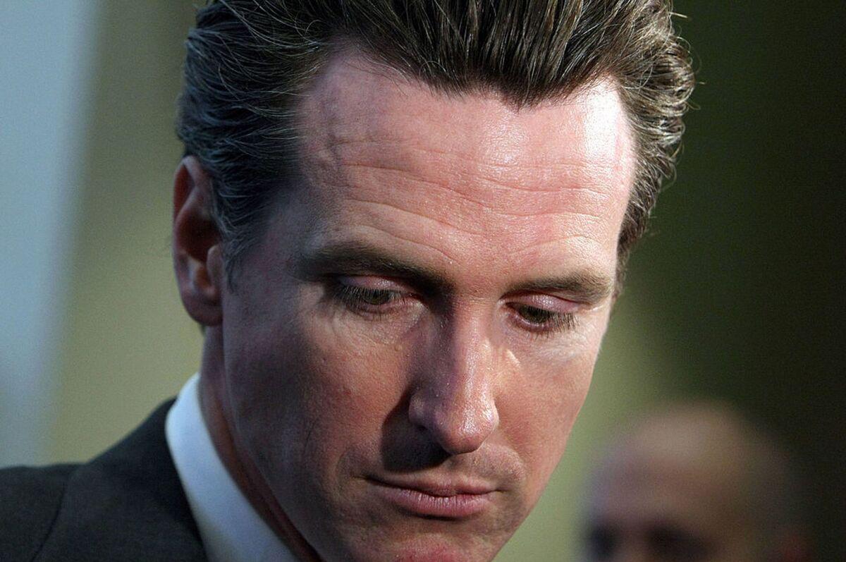 Elliott's PG&E Plan Aims Carefully at Gavin Newsom