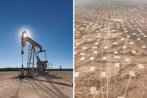 Permian Basin in Texas Features Conventional and CO2 Drilling