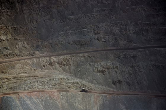 Copper Clashes at World's Largest Pit Signal Trouble Ahead