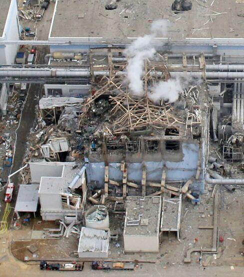 Japan Imposes No-Entry Zone Around Fukushima Nuclear Plant