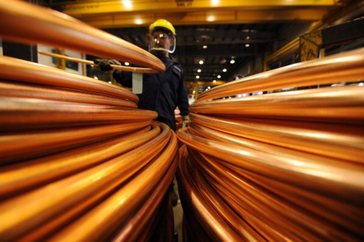 Metals Poisoned by Turkey Contagion as Copper Nears Bear Market