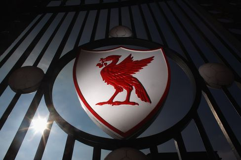 Liverpool Soccer Club's Future Decided Today by London Judge