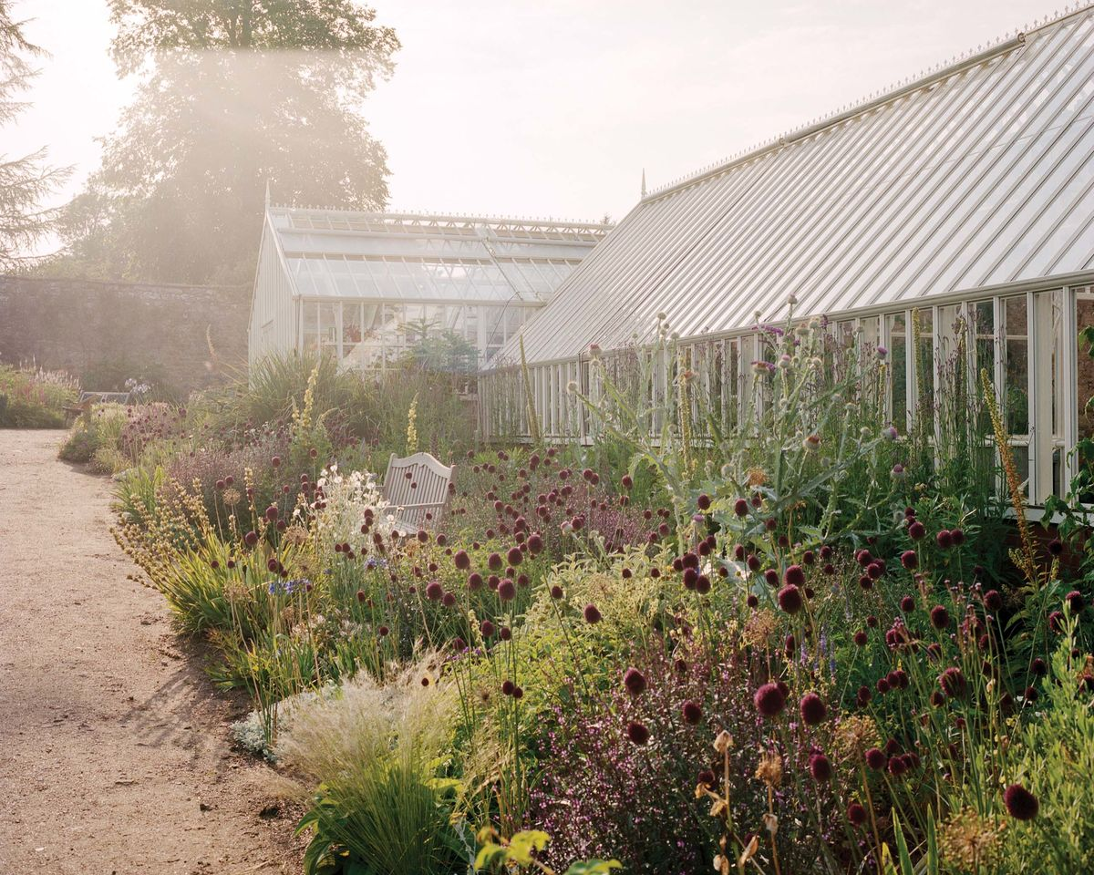 Having Your Own Greenhouse May Seem Idyllic. The Reality? Not So Much