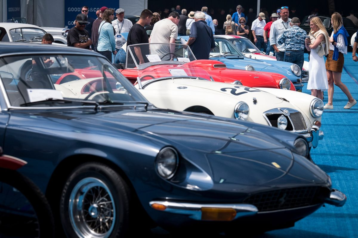 The Classic-Car Frenzy Is Over for Skittish Collectors