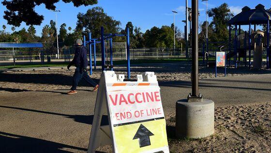 Biden Blames Trump; U.S. Weather Strands Vaccine: Virus Update