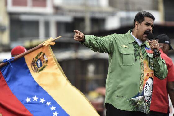 Venezuela Expels Top U.S. Diplomats in Sanctions Retaliation