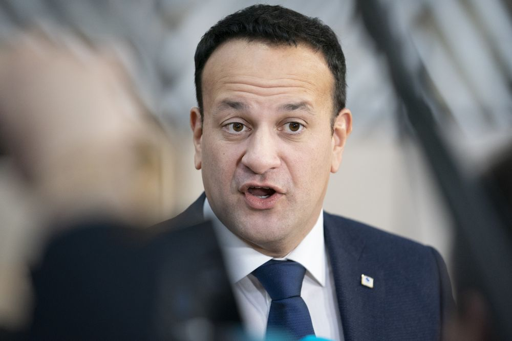 Brexit Hands Ireland's Varadkar the Test of a Lifetime. Will He Blink?