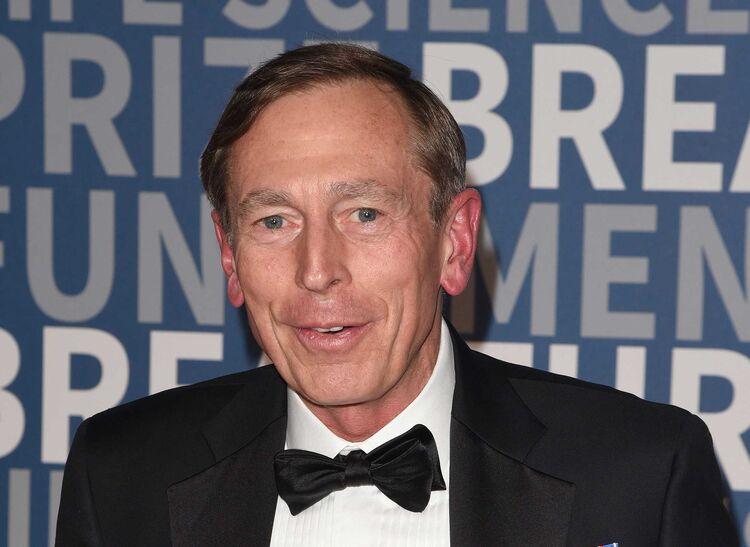 Petraeus in 2015.