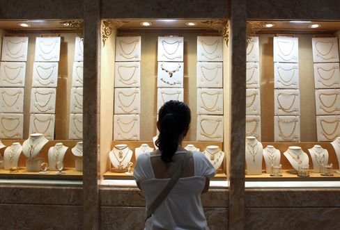 Malaysian Gold Plans Flourish in Hunt for Yield