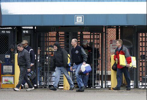 Obama-Romney Auto Spat Revives Debate on $417 Billion Bailouts