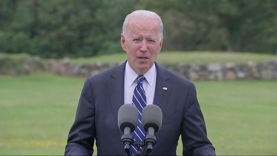 Biden Says Donated Pfizer Shots to Ship Globally in August