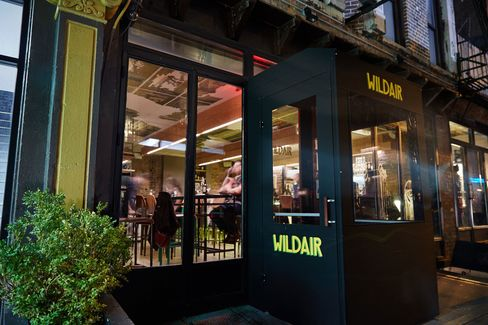 Wildair opened this past summer, directly next door to Contra, on Orchard Street.
