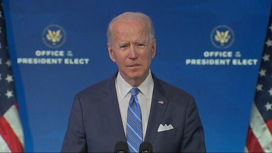 Biden Vows to Speed Vaccine Effort He Calls 'Dismal Failure'