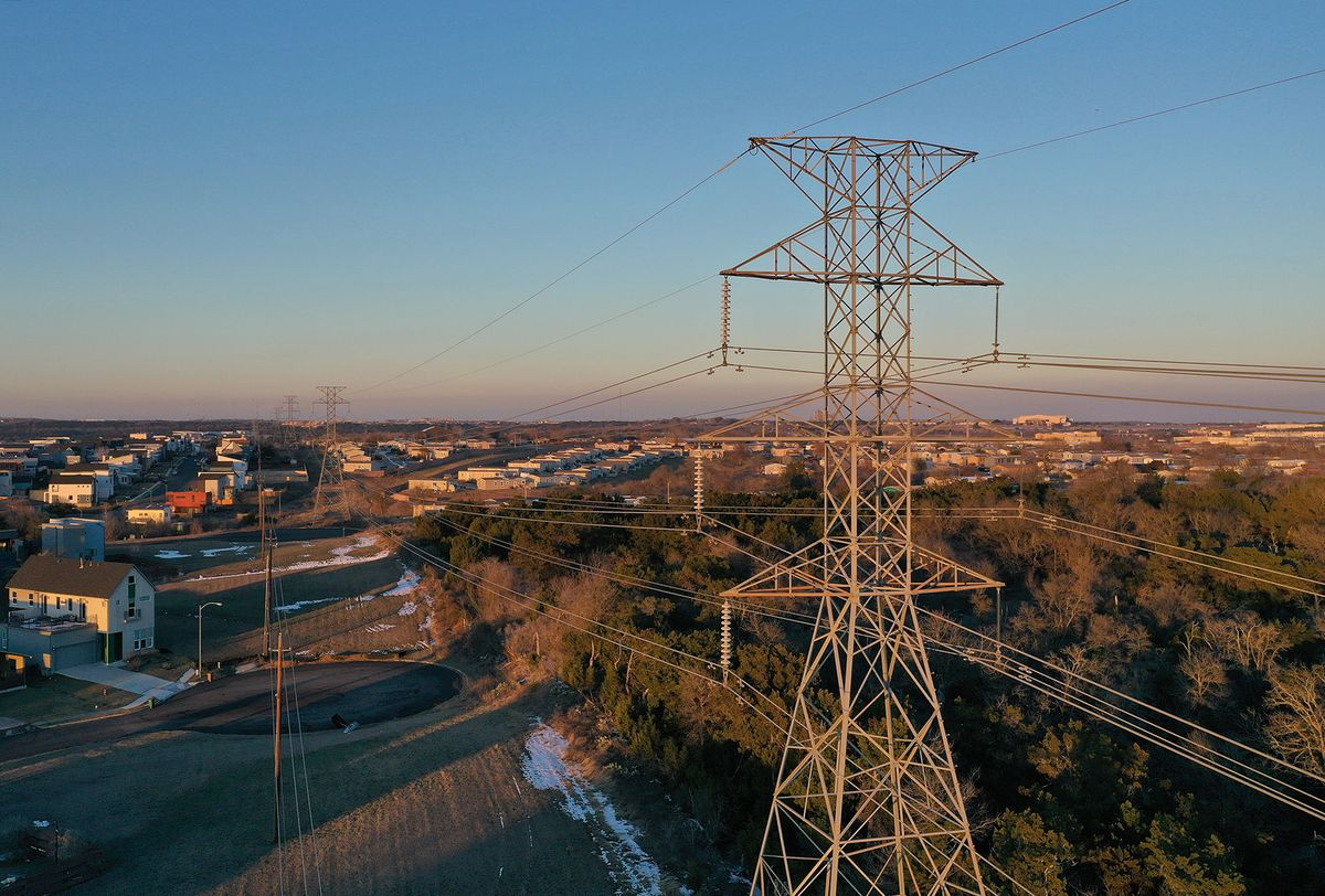 bloomberg.com - Mark Chediak - Texas Power Market Shortfall Jumps to $2.5 Billion on Crisis