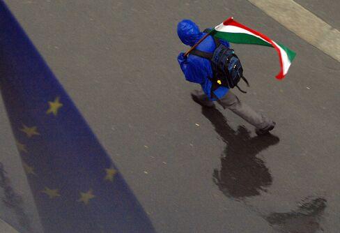 Hungary's Last-Minute IMF Plea Fails to Avert Junk Grade