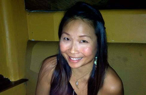 Yoga Instructor Renee Kwok