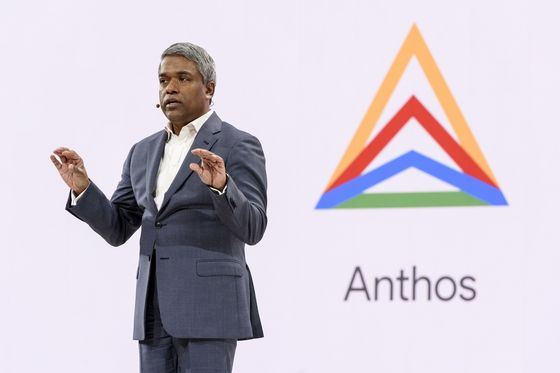 Alphabet Earnings Dented by Spending on Cloud Business
