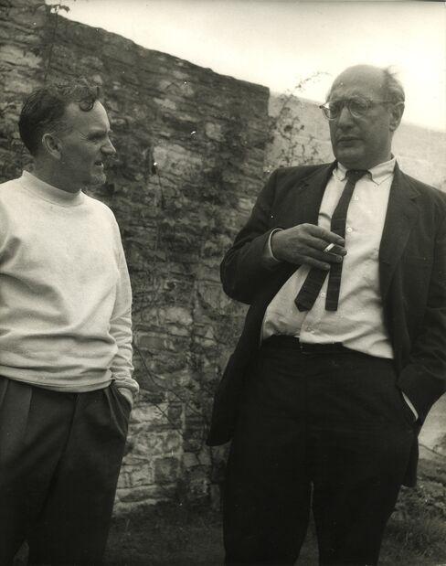 William Scott and Mark Rothko