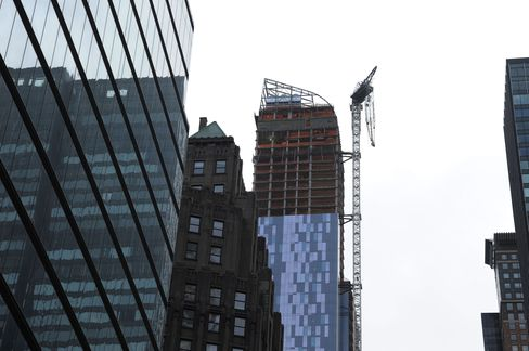 One57 Crane Mishap to Delay Completion of Luxury Manhattan Tower