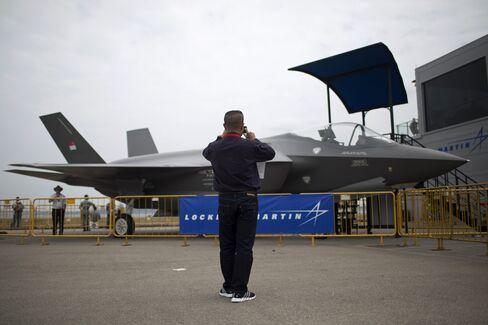 Lockheed Martin F-35 Jet