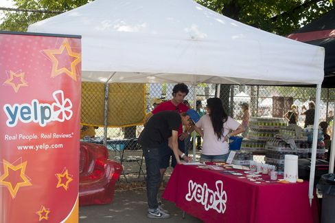 Yelp Posts Wider-Than-Estimated Loss on New-Market Spending
