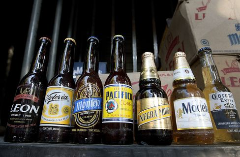 AB InBev May Need to Sell Brewery to End U.S. Modelo Lawsuit