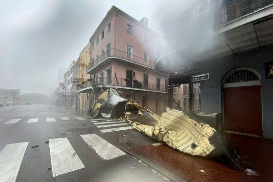 Weeping Brick Walls, Collapsing Buildings: Ida's Wrath Revealed