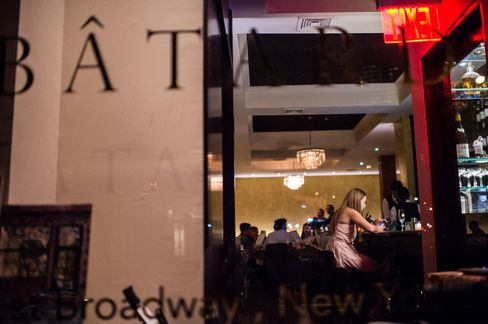"""Bâtard — a riff on the French word for bastard — won """"Best New Restaurant"""" 2015 from the James Beard foundation."""