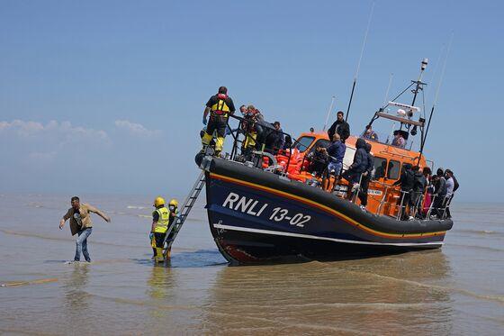 Boris Johnson Defends U.K. Lifeboats Facing Migrant Rescue Backlash