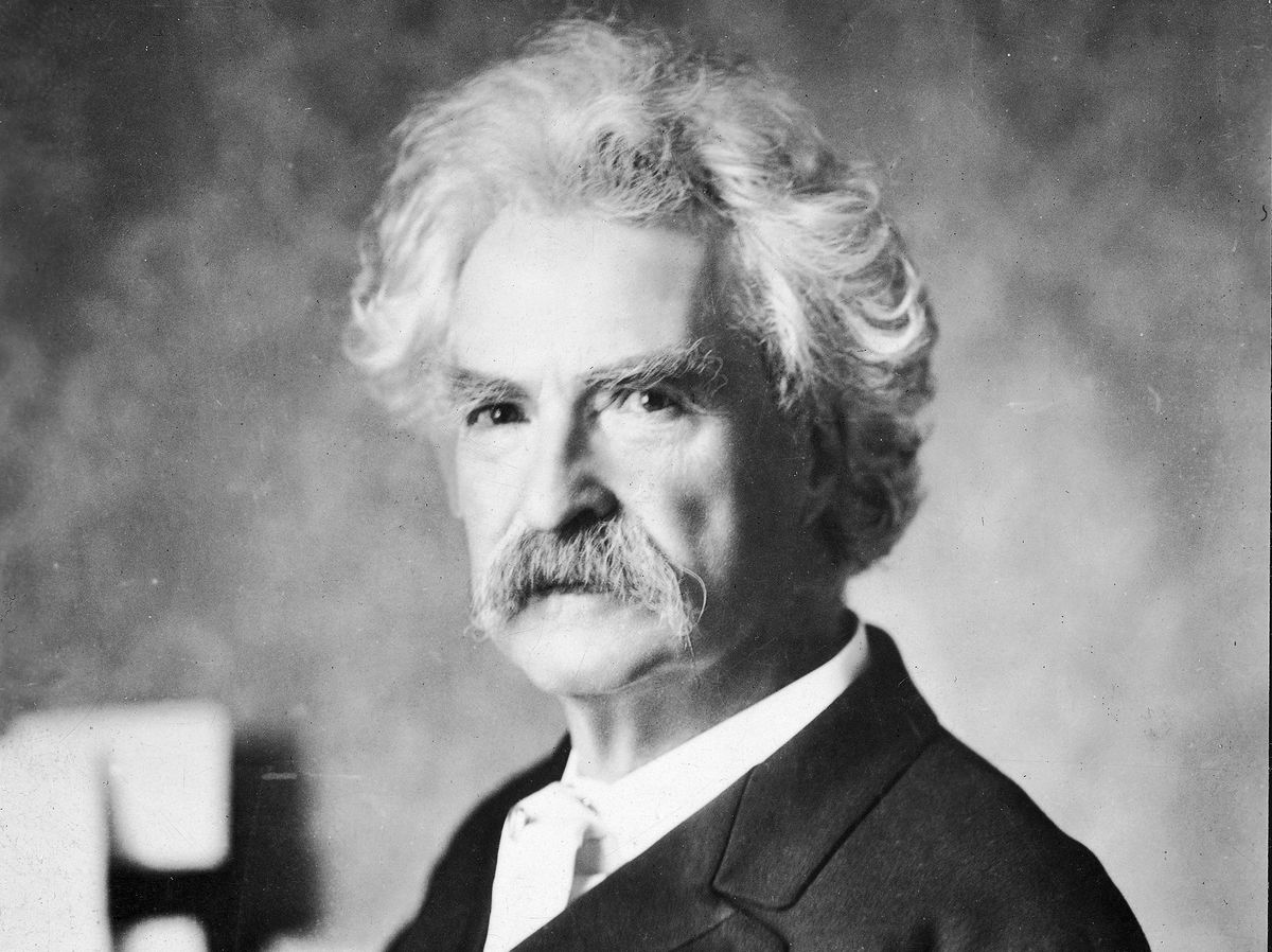 Mark Twain's Signature Discovered in Cave Made Famous in 'Tom Sawyer'