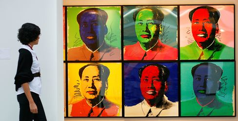 Beijing Denies Mao 15 Minutes of Fame With Warhol Painting Ban