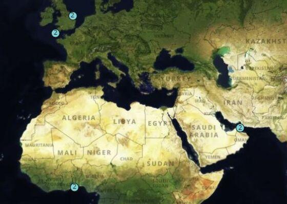 Oil Tankers' Strange Trips Reveal a Stubborn Glut of Diesel