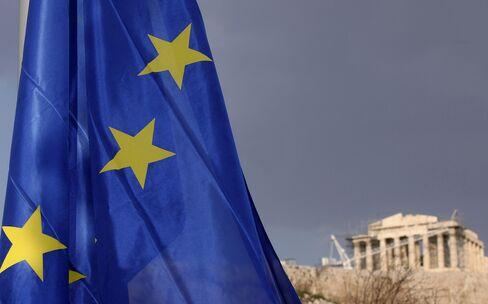 Greek Rescue Leaves Europe Default Risk Alive