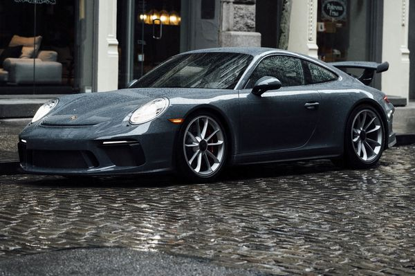 2018 Porsche 911 Gt3 Review Bloomberg