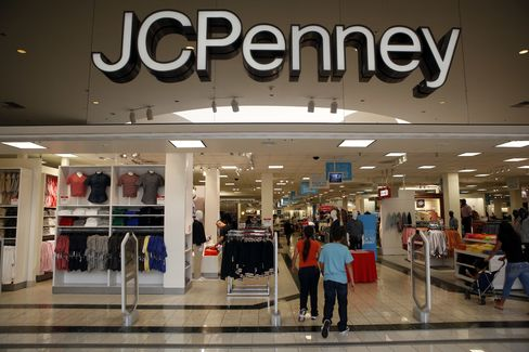 J.C. Penney Said in Talks to Raise More Money for Turnaround