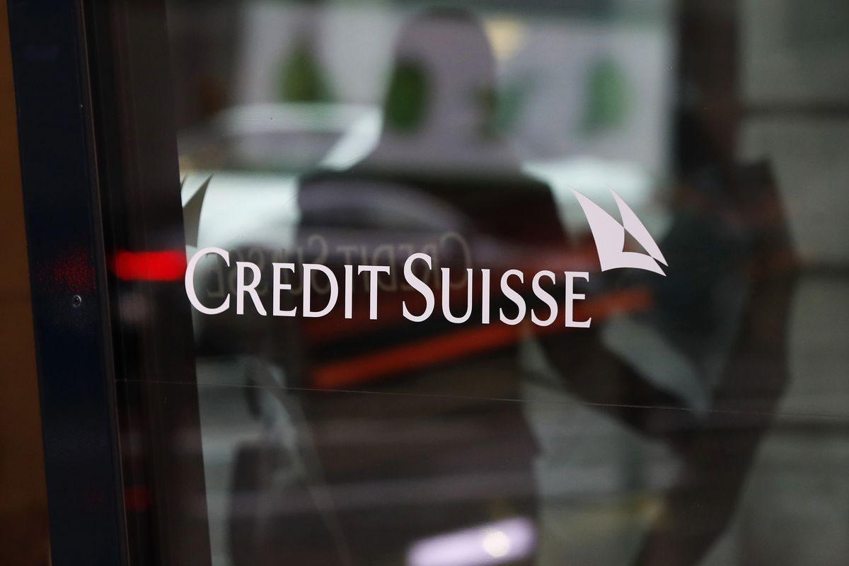 Credit Suisse Follows UBS With $1.65 Billion Buyback Pledge