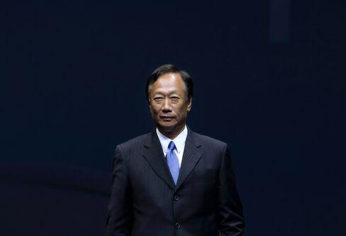 Foxconn Chairman And Billionaire Terry Gou