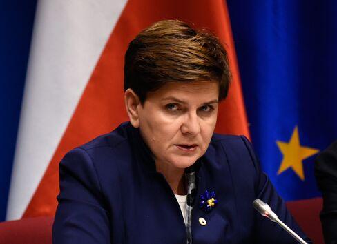 Beata Szydlo.