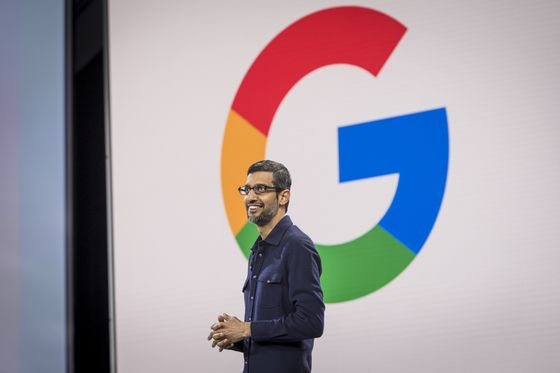 Google CEO Pichai Says He's Still the Boss Amid Employee Revolts