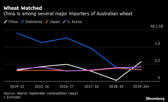 Food Exporters in Australia Struggle as China Relations Sour