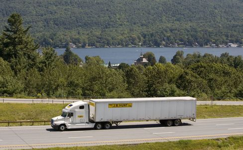 Driver Shortage Boosting Dedicated Trucking Business: EcoPulse